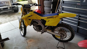 2007 RMZ 450 for sale $3000 OBO