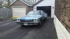 1972 Buick Limited
