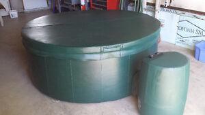 Soft tub hottub