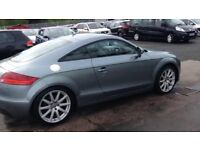 Use an Audi TT for an occasion or holiday in London