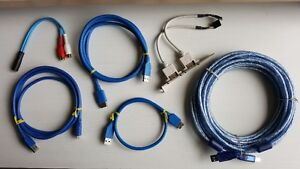 Cables & Adapters - $2 to 5 for each