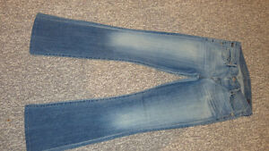 "Citizens of Humanity Size 28 super soft KELLY Jeans 31"" inseam"