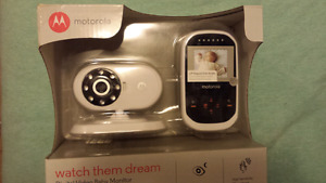 Video baby monitor brand new in box