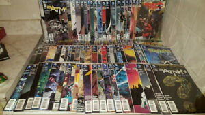 Batman #0 #1-52 NM New 52 Snyder Complete Set TIE INS 149 BOOKS