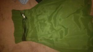 Beautiful Green Bridesmaid Dress