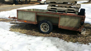 9' X 5' TRAILER FOR SELL