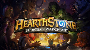 Hearthstone Account for Sale w/ some Heroes of the Storm heroes