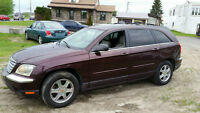 chrysler pacifica 4x4 2004
