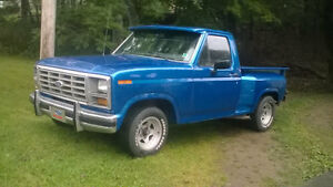1984 Ford F-150 shorty stepside