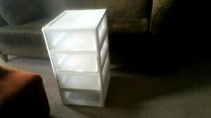 Stackable Organizers..use all 4, or 1 at a time