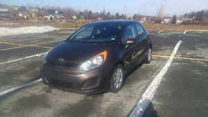 2014 Kia Rio LX+ Hatchback (Moving Soon Must Sell)