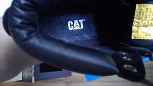 CatIpillar size 8 new boots not steel toe reduced from 50