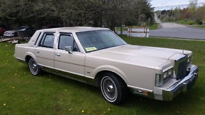 1988 Lincoln Town Car - found in storage
