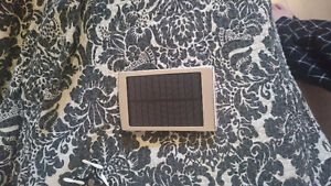 Cell phone solar charger Peterborough Peterborough Area image 1