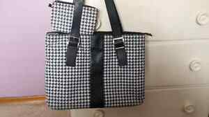 Hounds tooth briefcase London Ontario image 1