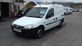 Vauxhall Combo 1.3CDTi 16v ecoFLEX NO VAT!!!