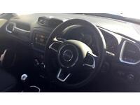 2016 Jeep Renegade 2.0 Multijet Limited 5dr 4WD Manual Diesel Hatchback
