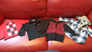 12-18 month sweater long sleeve LOT SALE $20 takes all 4