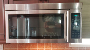 Jenn-Air Built In Stainless Steel  Microwave
