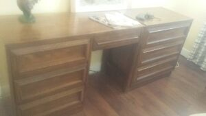 desk/sewing table