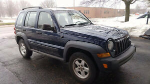 *2007 Jeep Liberty SUV, Crossover*New Price