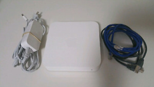 Apple Airport Extreme Base Station wifi router (A1354-4th gen)