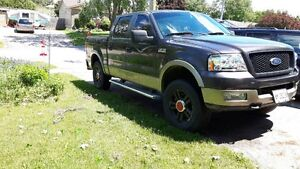 2005 Ford F-150 new engine