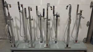 Bath tub faucets / Robinet de bain !!! Shower panels columns !!!