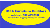 IKEA© furniture delivery and service outside of Calgary
