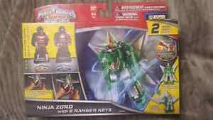 Power rangers mega force zord