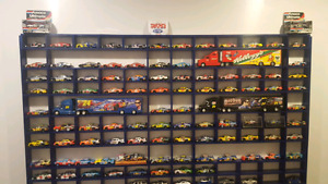 NASCAR diecast collection 1:64 cars and more