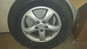 16 inch Hyundai Rims 5X114.3