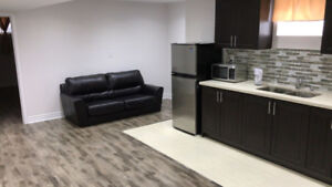 1BR Spacious basement apartment for Rent! All inclusive!