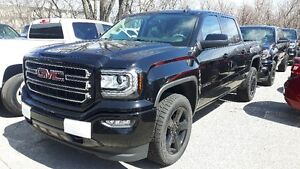 2017 GMC Sierra 1500 Elevation Edition Crew Cab - Brand New!
