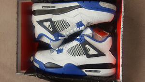 Air Jordan Retro 4 - Motorsports Size 12 from Champs