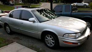 2001 Buick park ave supercharged