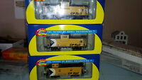 HO scale , model trains, caboose, athearn