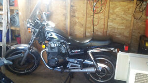 1984 Honda Nighthawk, mint condition