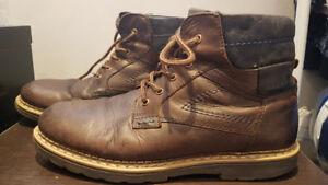 Chaussures d'hiver en cuir -  Homme (8)