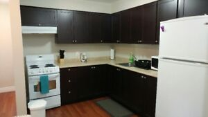 Furnished 3 Bed Apt in Old Ottawa South