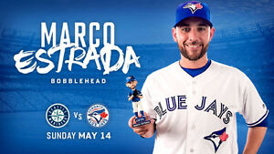 Toronto Blue Jays vs Seattle Mariners Mothers Day May 14 2017