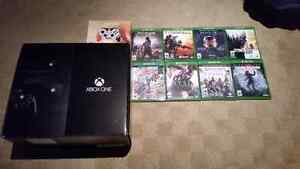 Xbox one (Day one edition)
