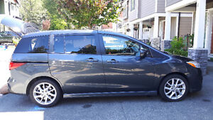 2012 Mazda Mazda5 GT Minivan, Van
