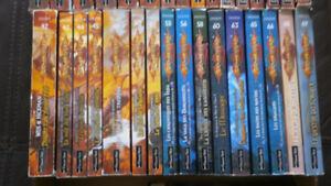 Livres de la collection Lance Dragon