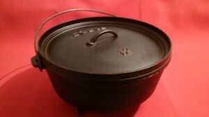 For the Camp Cook's Christmas by Lodge Cast Iron