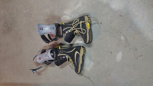 Boots and Bindings