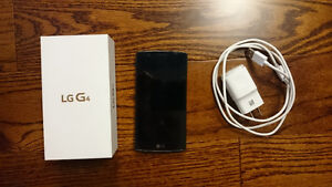 LG G4 Never Used for Sale Locked to Fido/Rogers