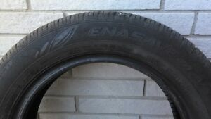 Brand new 165/65R14 ENASAVE TIRES