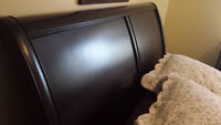 Queen Bedroom Set - Barely Used - Need it gone by Oct end