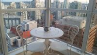 Lovely downtown condo.  Fully furnished.